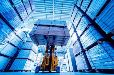 armazenagem centro de distribuição